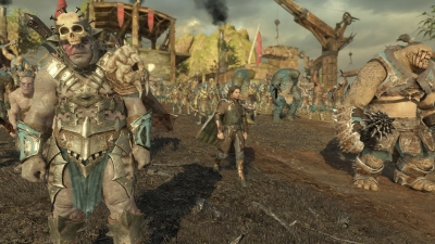 Middle-earth Shadow of War Gold Edition 2017 PC R.G. Механики