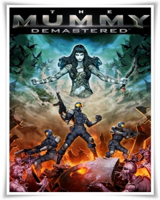 The Mummy Demastered 2017 PC