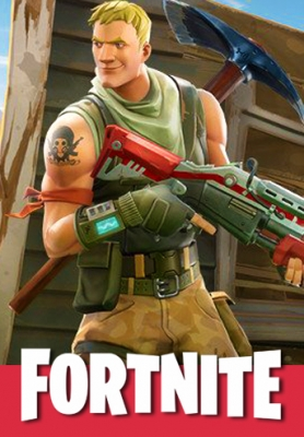 Fortnite 2017 PC Online-only