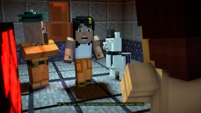 Minecraft Story Mode Season Two Episode 1-4 2017 PC qoob