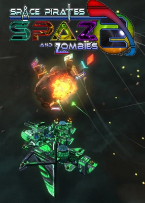 Space Pirates and Zombies 2 2017 PC Лицензия GOG
