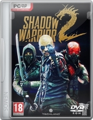 Shadow Warrior 2 Deluxe Edition 2016 PC by nemos
