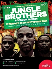 Jungle Brothers Discography