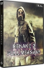 S.T.A.L.K.E.R. CoP Remake 2 Full Version 2017 PC by SeregA-Lus