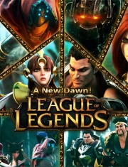 League of Legends 2009 PC Online-only