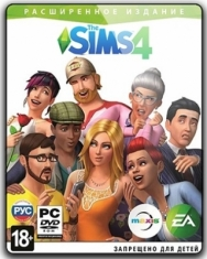 The Sims 4 Deluxe Edition 2014 PC RePack от qoob