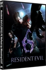 Resident Evil 6 RePack by Mizantrop1337