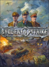 Sudden Strike 4 2017 PC Лицензия GOG