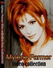 Mylene Farmer Видеоколлекция от ALEXnROCK 2017 mkv