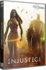 Injustice Gods Among Us 2013 PC RePack от R.G. Механики
