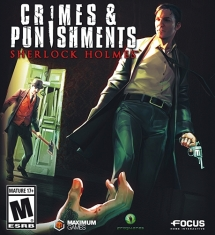 Sherlock Holmes Crimes and Punishments 2014 PC R.G. Catalyst
