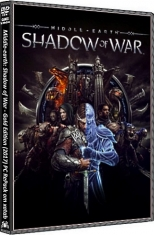Middle-earth Shadow of War Gold Edition 2017 PC xatab