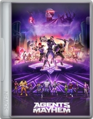 Agents of Mayhem 2017 PC RePack от nemos
