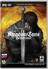 Kingdom Come Deliverance 2018 PC Лицензия GOG
