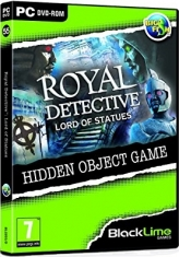 Королевский детектив Повелитель статуй СЕ 2012 PC
