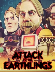 Attack of the Earthlings 2018 PC Лицензия GOG