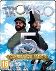 Tropico 5 Complete Collection 2014 PC Repack от qoob