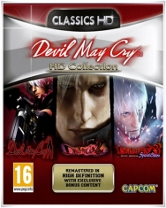 Devil May Cry HD Collection 2018 PC