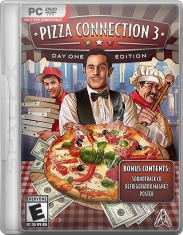 Pizza Connection 3 2018 PC Лицензия GOG