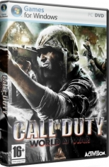 Call of Duty World at War 2008 PC RePack от Canek77