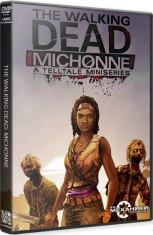 The Walking Dead Michonne Episode 1 - 3 R.G.Механики