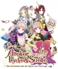 Atelier Lydie and Suelle The Alchemists 2018 PC