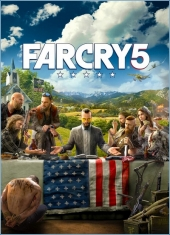 Far Cry 5 Gold Edition 2018 PC