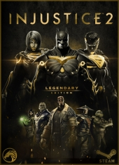 Injustice 2 - LEGENDARY EDITION 2017 PC