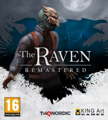 The Raven Remastered 2018 PC Лицензия GOG