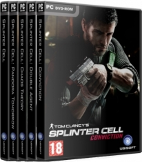 Tom Clancy's Splinter Cell Anthology 2003-2013 PC R.G. Catalyst