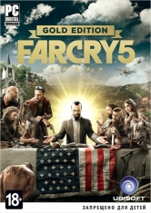 Far Cry 5 Gold Edition 2018 PC Лицензия