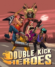 Double Kick Heroes 2018 PC Лицензия GOG