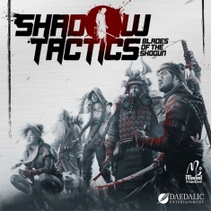 Shadow Tactics Blades of the Shogun 2016 PC Лицензия GOG